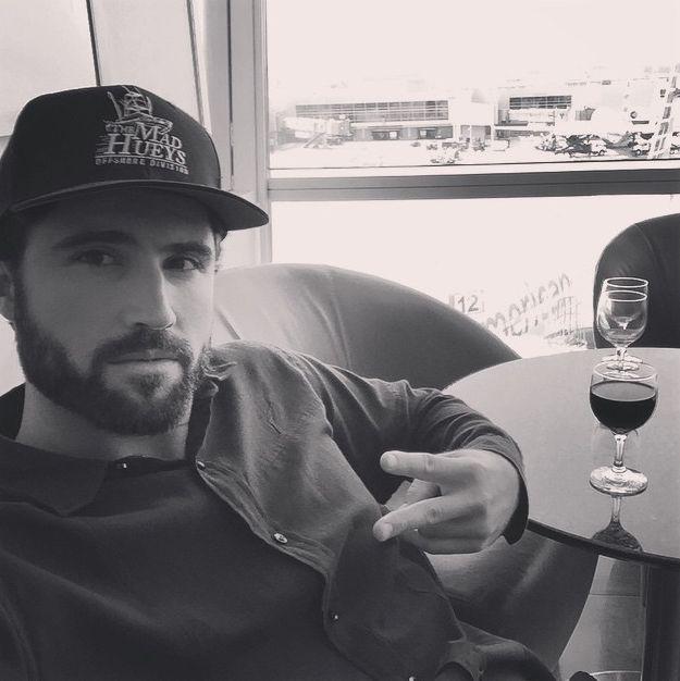 Brody Jenner mostrou apoio a decisão do pai / Divulgação/Instagram