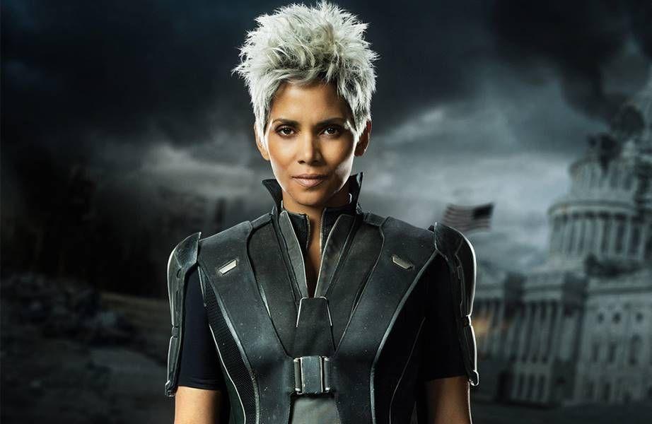 Halle Berry viveu a mutante em todos os X-Men / Divulgação