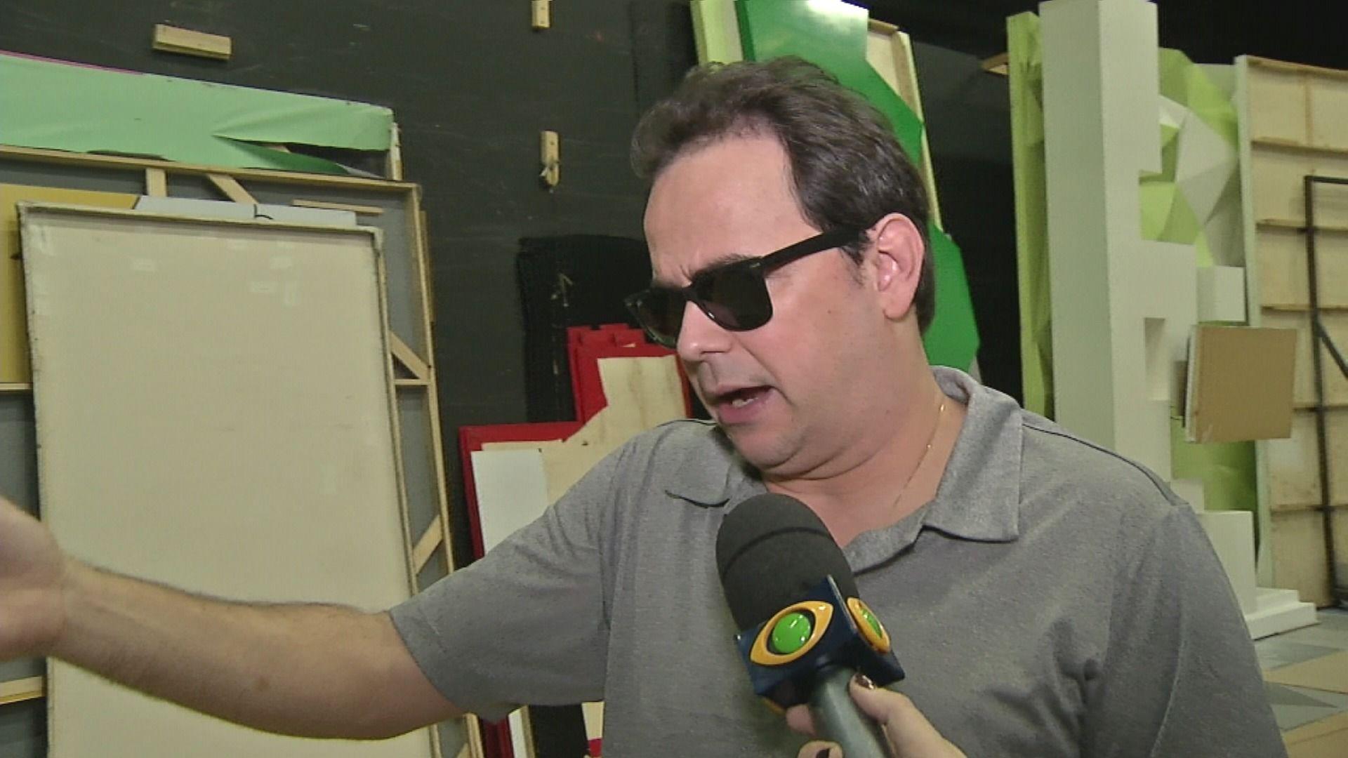 Carioca conseguiu escapar de assalto / Reprodução/Band