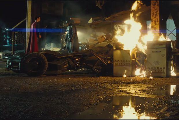 Batman vs Superman teve grande arrecadação / Reprodução/YouTube