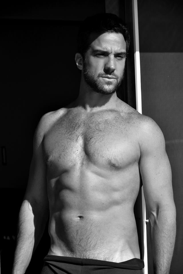 Carlos Bonow exibe excelente forma física