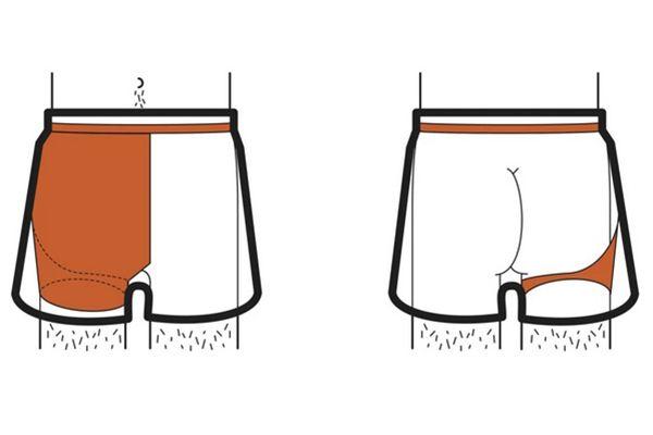 Designers criam cueca que disfarça ereção