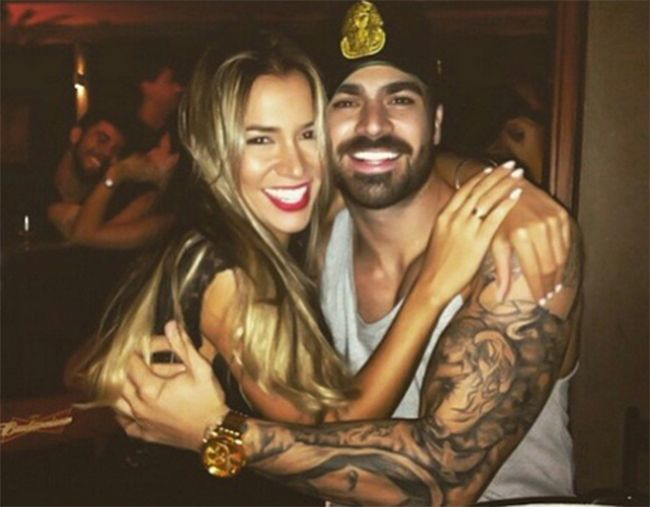 Adriana Sant'Anna e Rodrigão estão grávidos / Divulgação/Instagram
