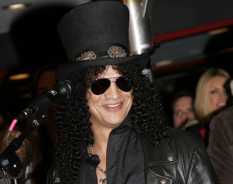 Slash reúne fãs para ajudar nas filmagens / Tinseltown/Shutterstock.com