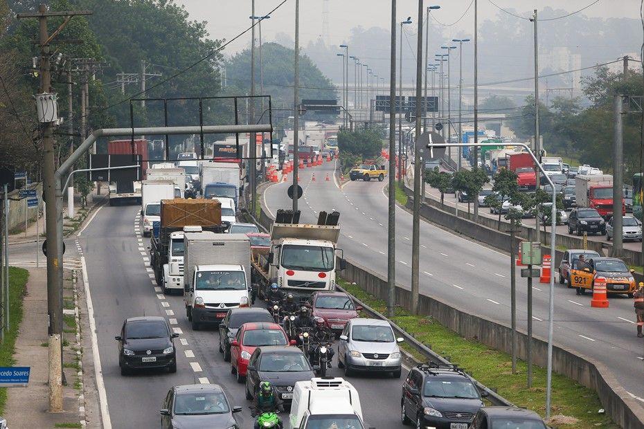 Arrecadação com multas aumenta 61% em cinco anos em São Paulo