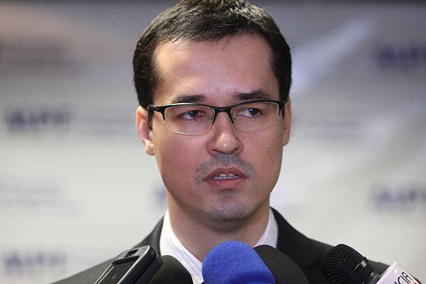 Dallagnol cobrou recuperação do dinheiro desviado / Flavio Tavares / Folhapress
