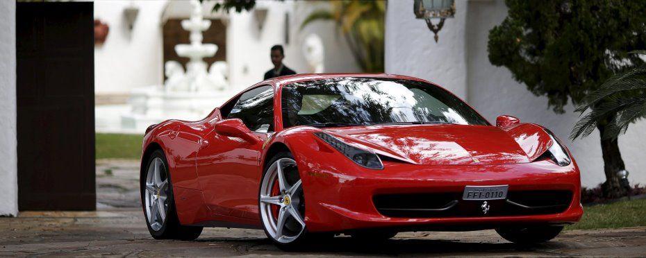 Devido a defeito nos airbags da Takata, Ferrari tem que fazer recall / REUTERS/Ueslei Marcelino
