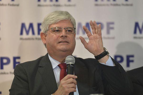 Procurador foi criticado por Calheiros e senadores atingidos por diligências da Operação Politeia / José Cruz / Agência Brasil