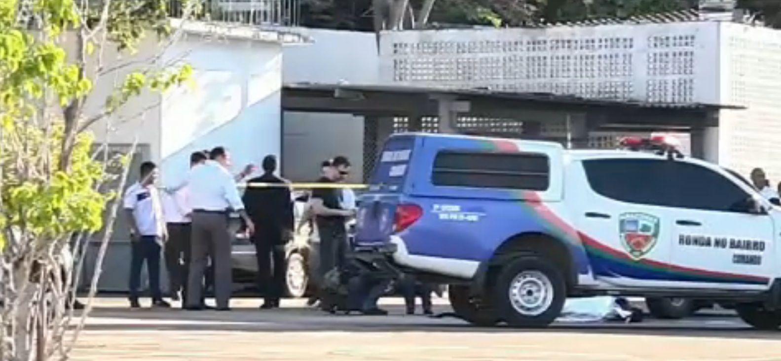 De ontem para hoje, foram 14 homicídios na capital / Reprodução/Jornal da Band