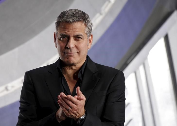 George Clooney lançou nova iniciativa / Toru Hanai/AFP