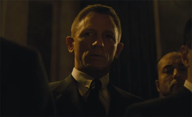 Novo filme de James Bond ganha trailer oficial