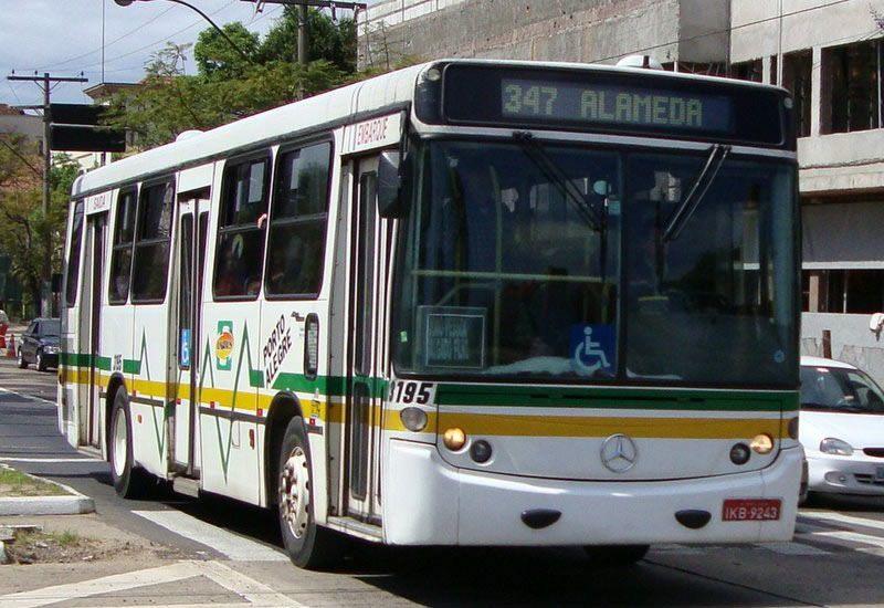 Os dados foram divulgados pelo Fórum de Transporte Seguro e levantados pela Força-Tarefa contra Roubos a Transporte Coletivo / Divulgação