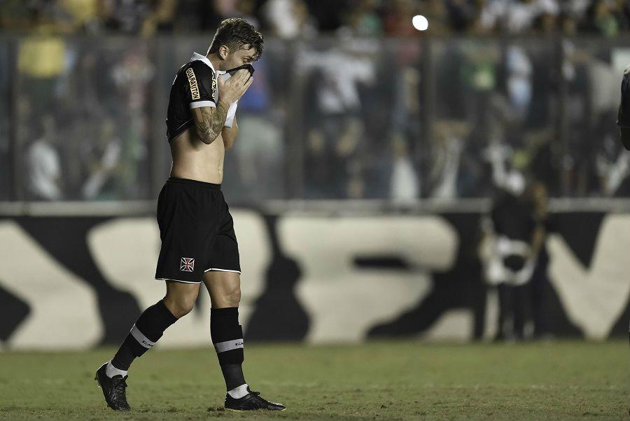 Vasco sofreu 26 e marcou oito gols em 15 rodadas - Jorge Rodrigues/Eleven/Folhapress