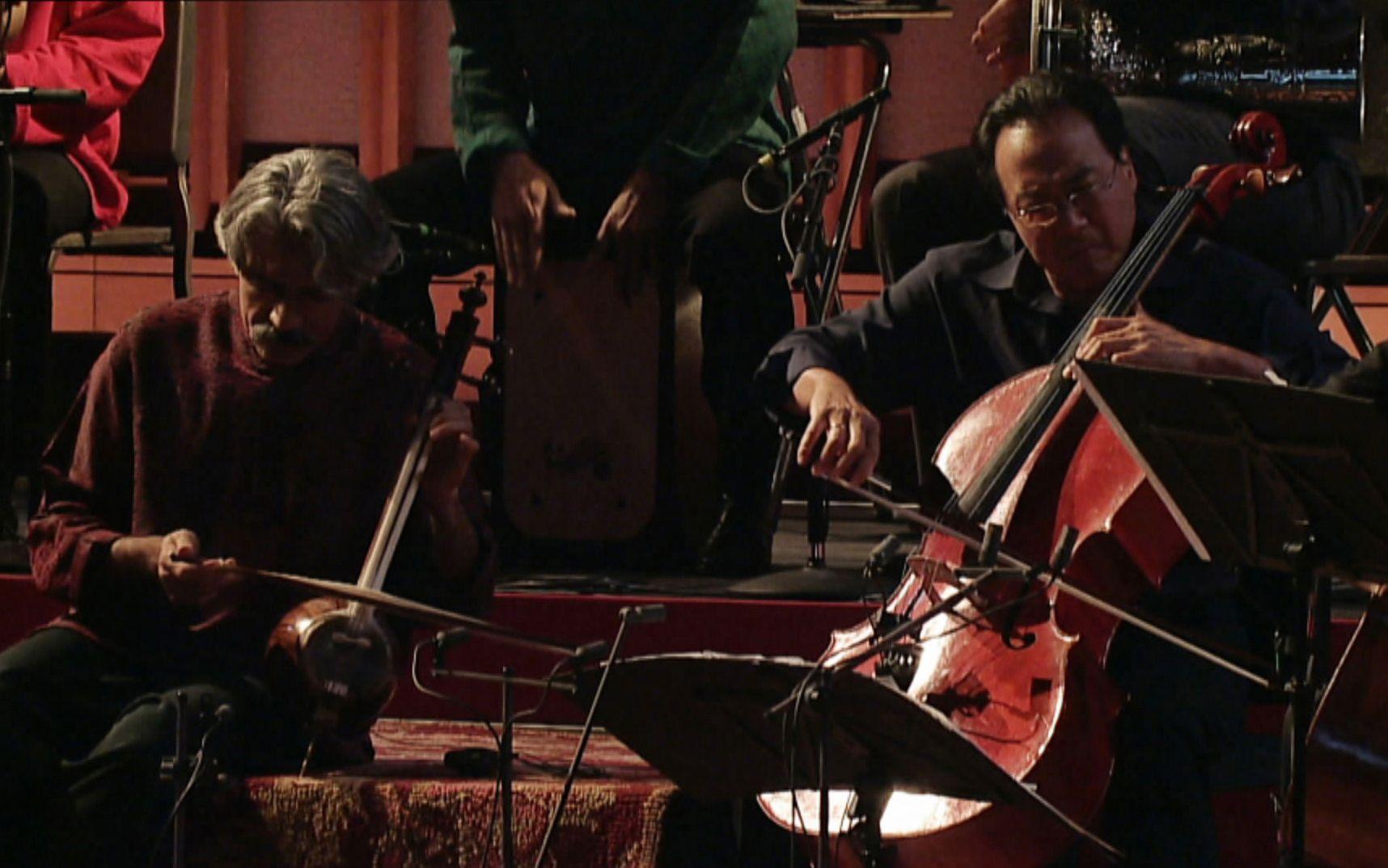 Yo-Yo Mama se apresenta no Tanglewood Music Festival