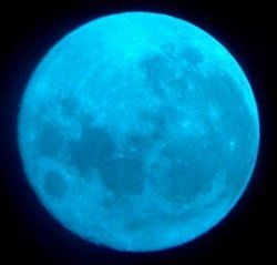 Neste ano, acontecerá o fenômeno da Lua Azul / Divulgação/Nasa