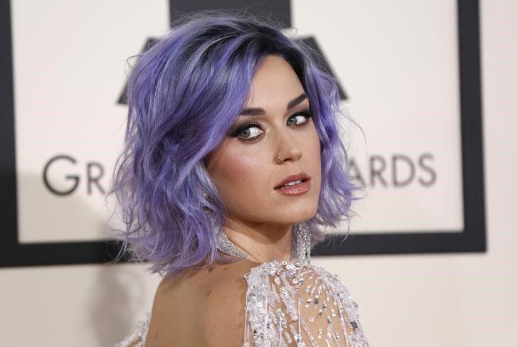 Katy Perry teria exigido silêncio total no camarim / Mario Anzuoni/Reuters