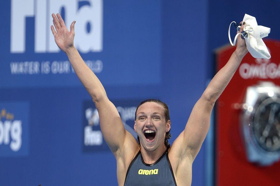 Húngara bate recorde mundial nos 200m medley em Kazan
