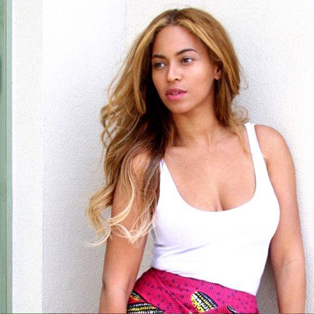 Beyoncé está produzindo novo clipe / Divulgação/Instagram