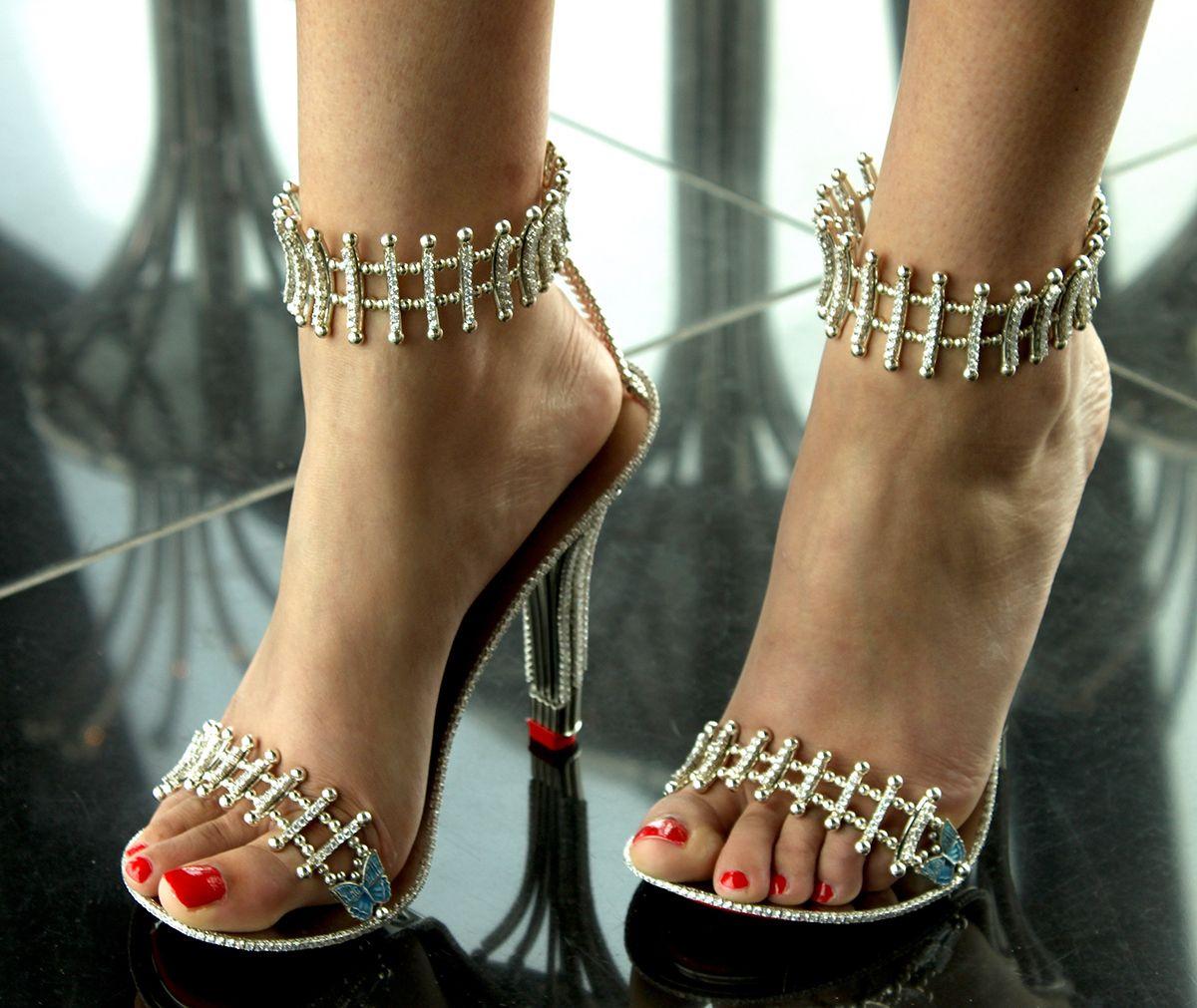 Sapato comprado pela Beyoncé custa R$ 1 milhão