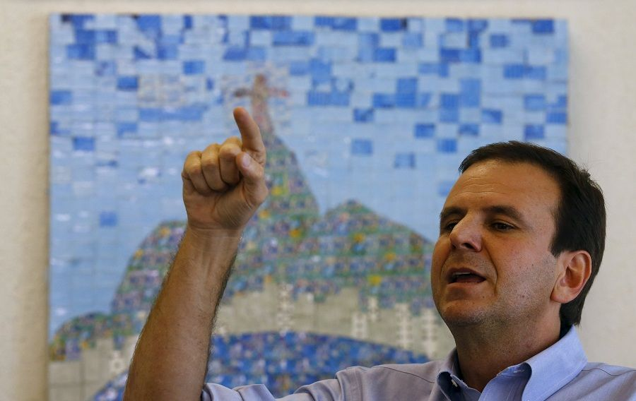 Temer promete apoio a Rio 2016, diz Eduardo Paes