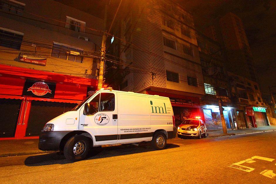 Ele assumiu o crime, mas não confessou o motivo, nem quando o efetuou / Nivaldo Lima/Futura Press/Folhapress