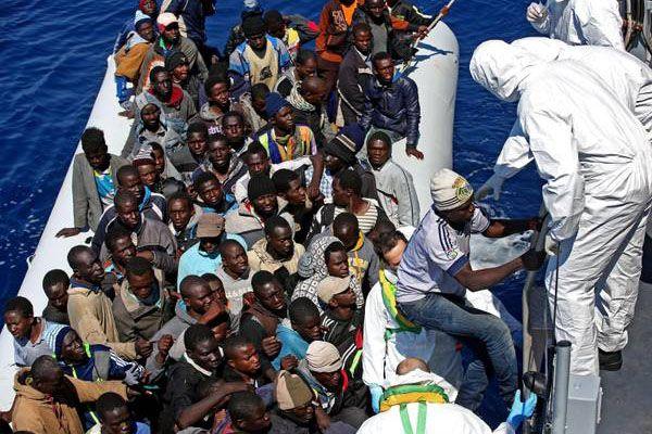 Mais de 2,1 mil imigrantes morreram durante tentativa de travessia em 2015 / Ansa