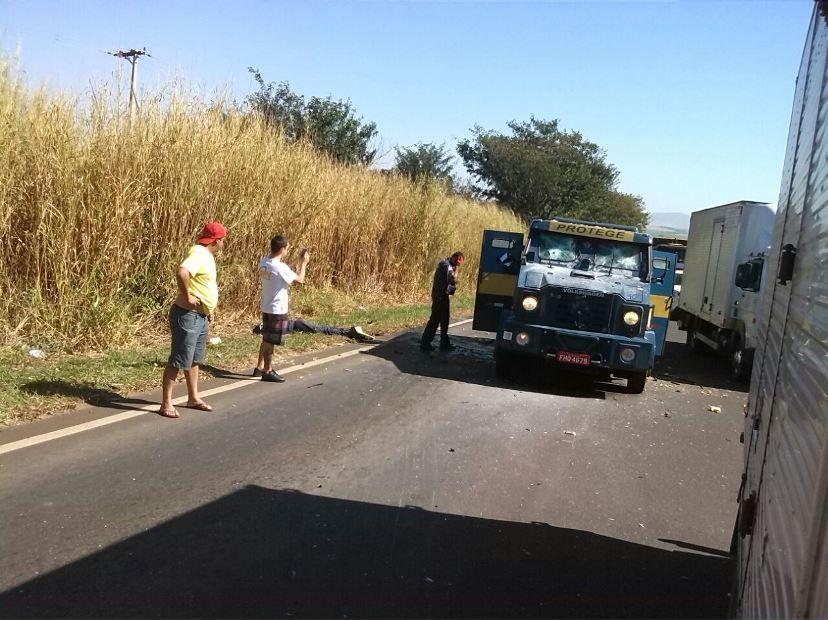 Homens matam segurança e roubam carro forte / BandNews FM