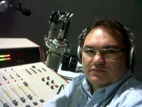 Gleydson Carvalho é assassinado na Rádio Liberdade FM / Reprodução/Facebook