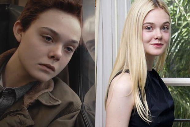 Irmã de Dakota Fanning mudou radicalmente o look