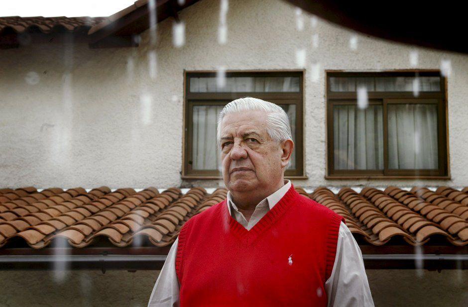 Desde o último dia 28 de julho, ele estava internado em um hospital militar / REUTERS/Carlos Barria/Arquivo