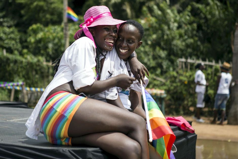 parada gay uganda