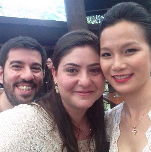 Jiang Pu e Izabel
