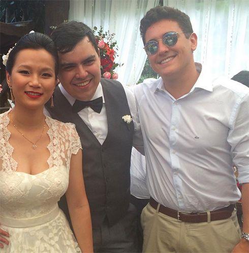 Jiang e Gustavo