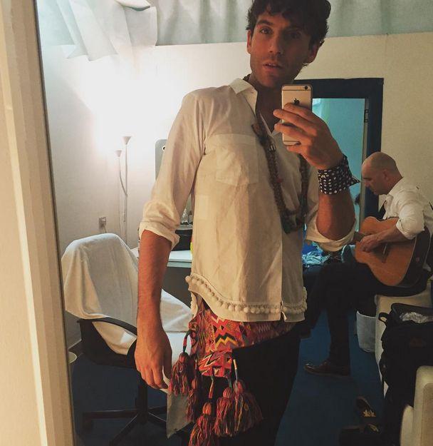 Mika resolveu aderir uma campanha de fãs  / Divulgação/Instagram