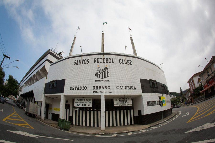 Santos prevê nova arena para 18 mil torcedores