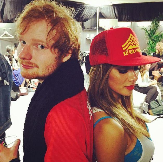 Nicole Scherzinger desmentiu romance com Ed Sheeran / Divulgação/Instagram