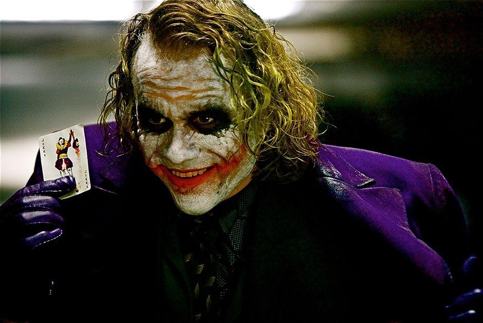 Heath Ledger viveu o Coringa nos cinemas / Divulgação/Warner Bros. Pictures