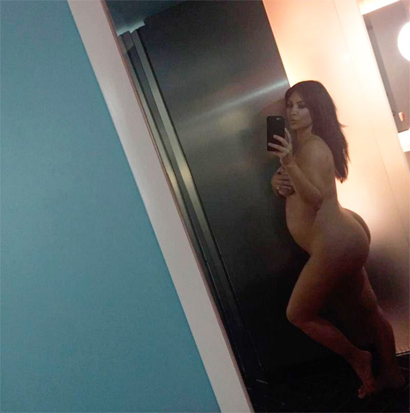 Kim Kardashian espera um menino / Divulgação/Instagram