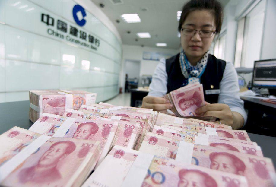 China impõe maior queda na moeda dos últimos 20 anos / REUTERS/China Daily/Files