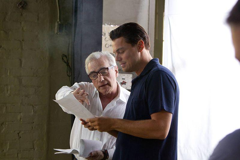 Diretor e ator possuem muita sintonia em set / Divulgação/Paramount Pictures