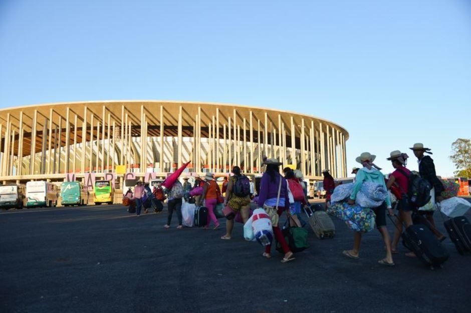 70 mil pessoas participam da marcha / Marcello Casal Jr/Agência Brasil