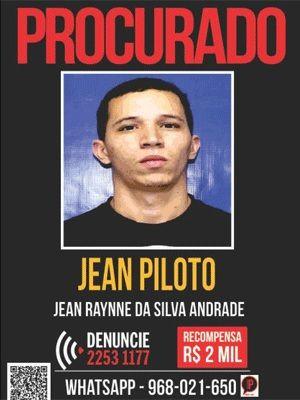 Jean Piloto / Divulgação / Disque-Denúncia