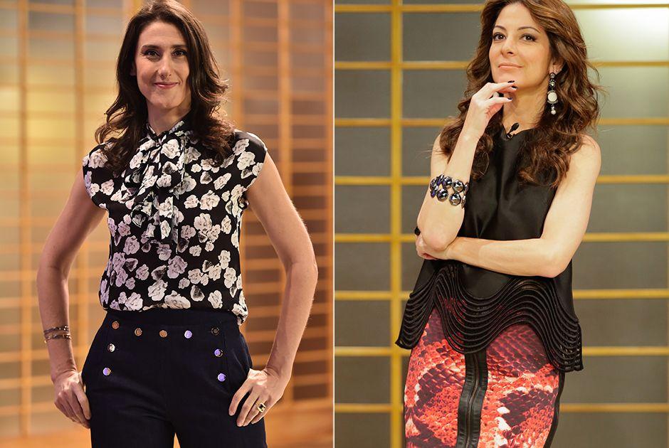 Figurinista revela segredos dos looks de Ana Paula e de Paola