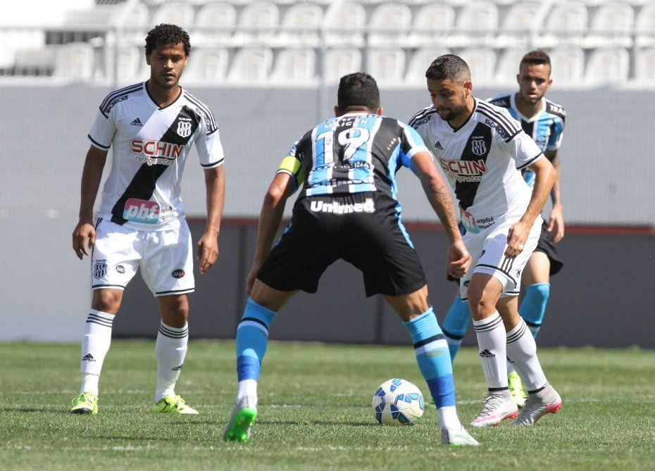 Ponte Preta foi a equipe que mais atuou às 11 horas - Gustavo Magnusson /Fotoarena/Folhapress