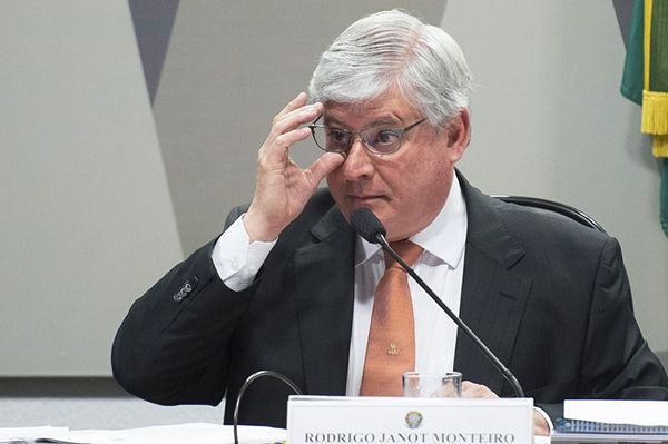 Procurador-geral da República está na Suíça / Marcelo Camargo / Agência Brasil
