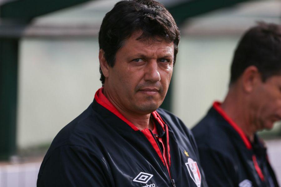 Último clube de Adilson Batista foi o Joinville - Geraldo Bubniak/AGB/Folhapress