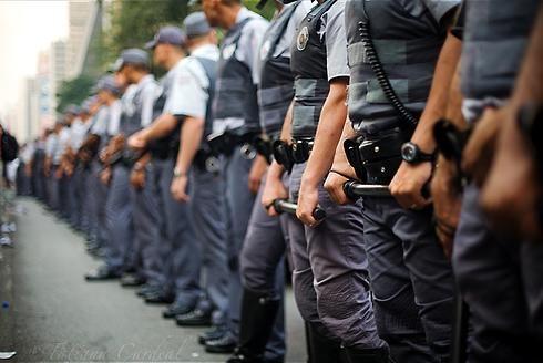 Em 2014, 15,6% dos homicídios ocorridos foram causados pela polícia / Divulgação
