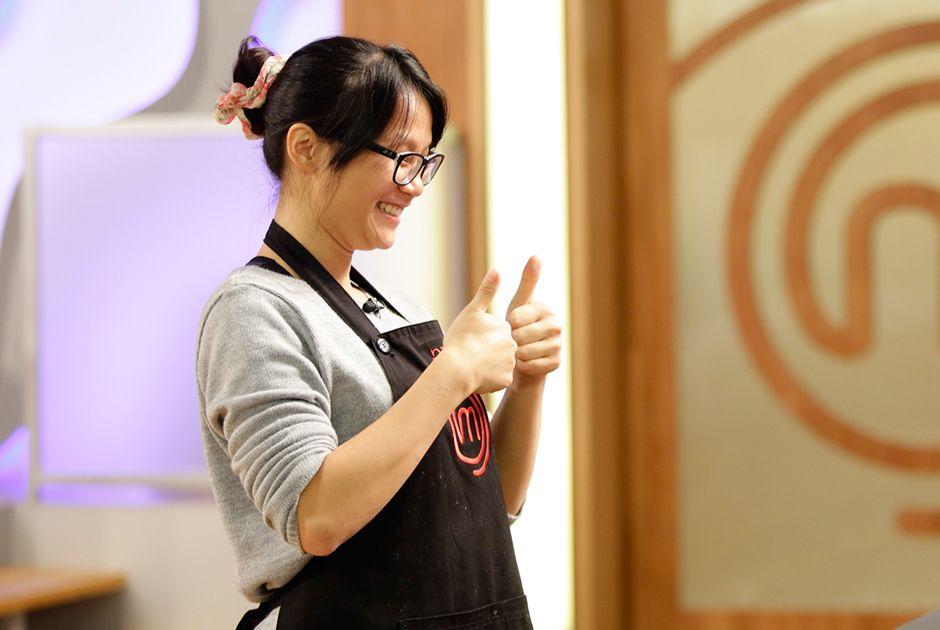 Jiang Pu é a participante mais popular nas redes sociais