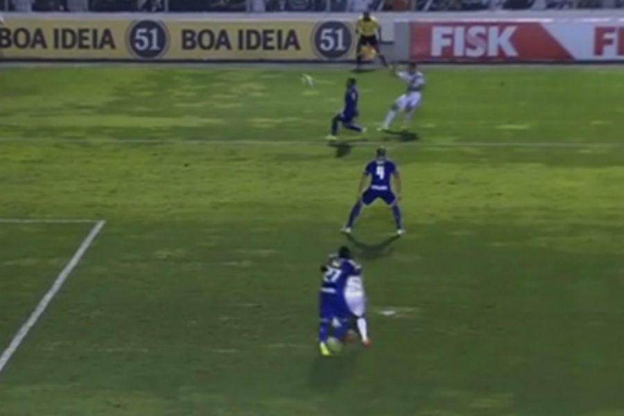 Ponte pede anulação de jogo contra o Cruzeiro - Band.com.br cd59094b6fa7d