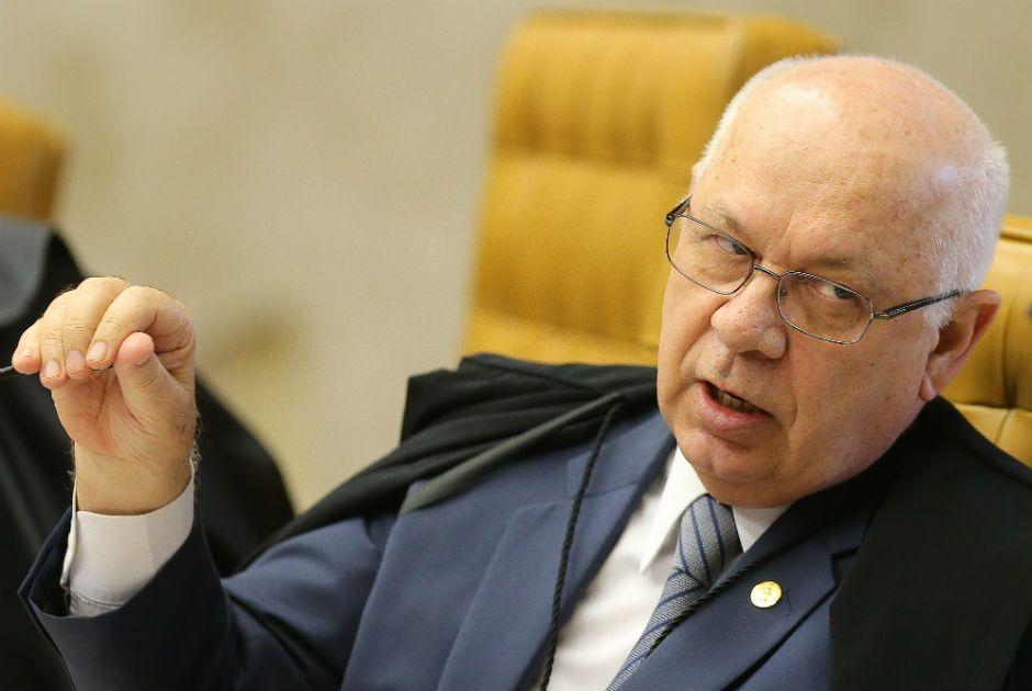 Teori Zavascki atendeu a um pedido do governo / Alan Marques/Folhapress